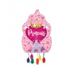 Piñata Princess, 33x46cms.