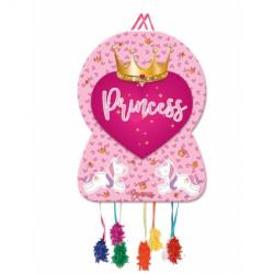 Piñata Princess, 46x65cms.