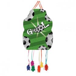 Piñata Gool, 43x33cms.