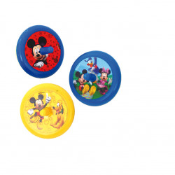 Peonzas Mickey Mouse, 3 Unidades