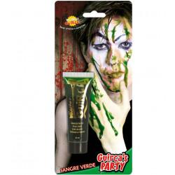 Sangre falsa verde, tubo de 20ml
