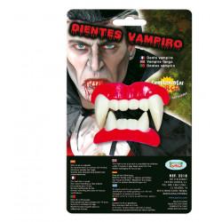 Colmillos de Vampiro de goma