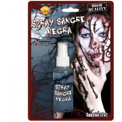 Spray sangre negra