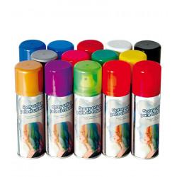 Spray Carnavales para el pelo, varios colores