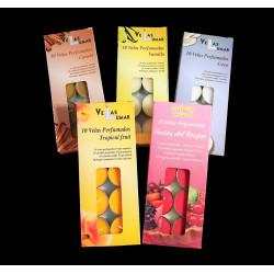 Pack 10 Velas Perfumadas