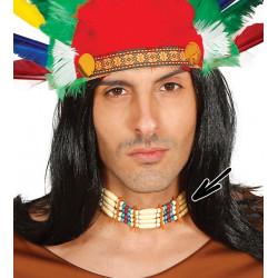 Gargantilla de indio