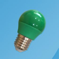 Bombilla verde, LED