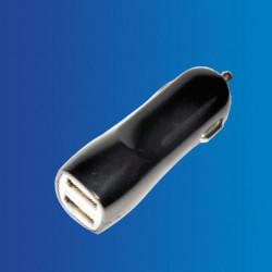 Adaptador USB Doble para coche