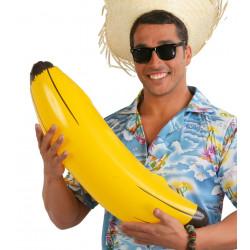 Plátano hinchable.